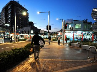 Auburn Town Centre