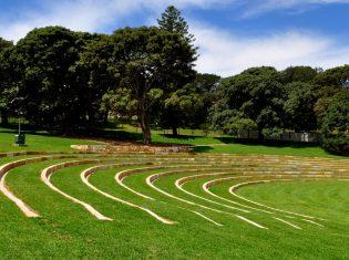 Belvedere Amphitheatre Upgrade