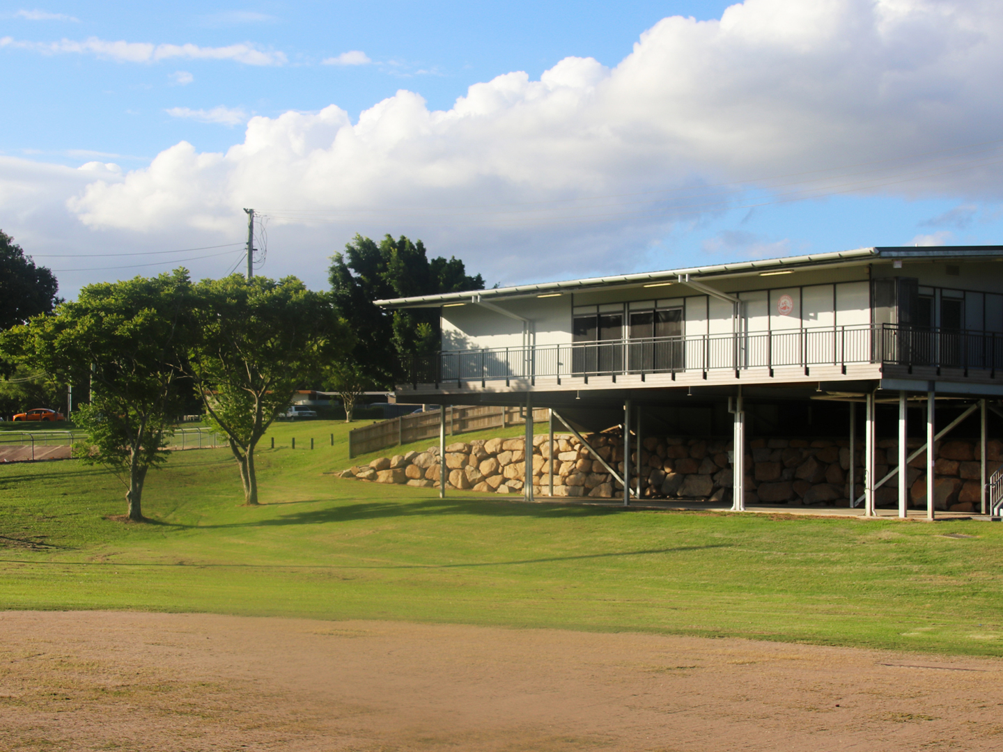 Little Athletics Clubhouse