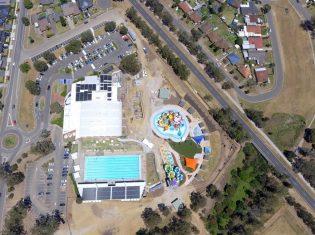 Aquatopia Water Park, Prairiewood Leisure Centre