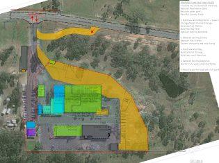 Singleton Depot Masterplan