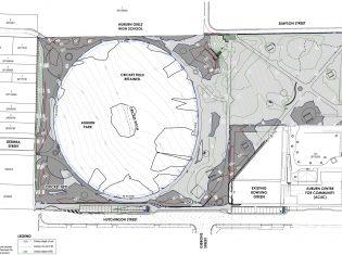 Auburn Park Upgrade