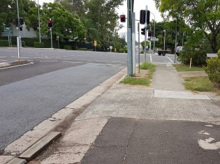 Brisbane St Upgrade