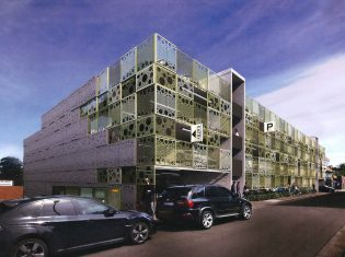 Bungan Lane Multi-Storey Car Park