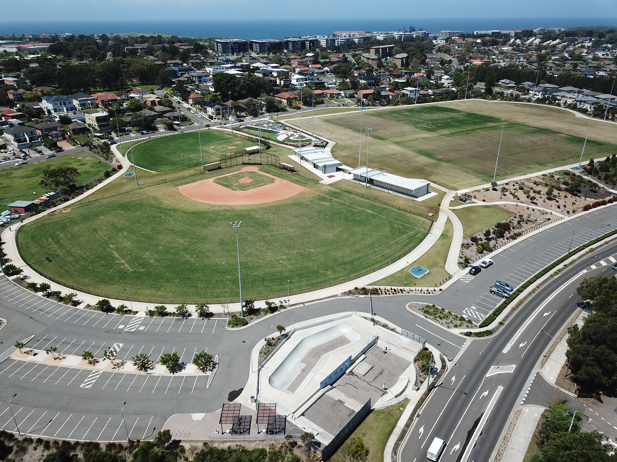 Chifley Sports Reserve