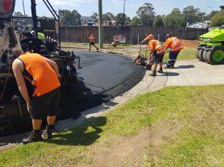 Cumberland Roads Works Program
