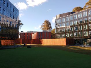 New Hall of Residence (Australian National University)