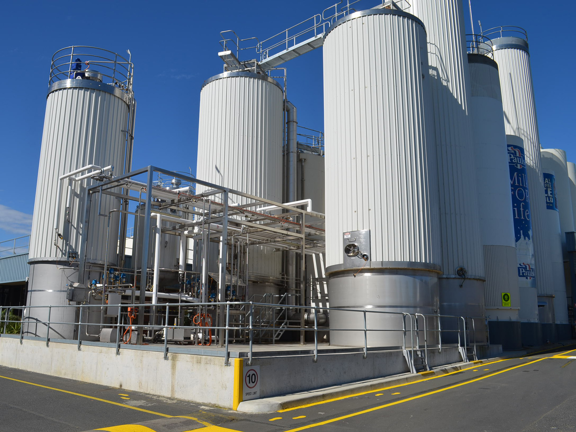 Rowville Milk Processing Facility
