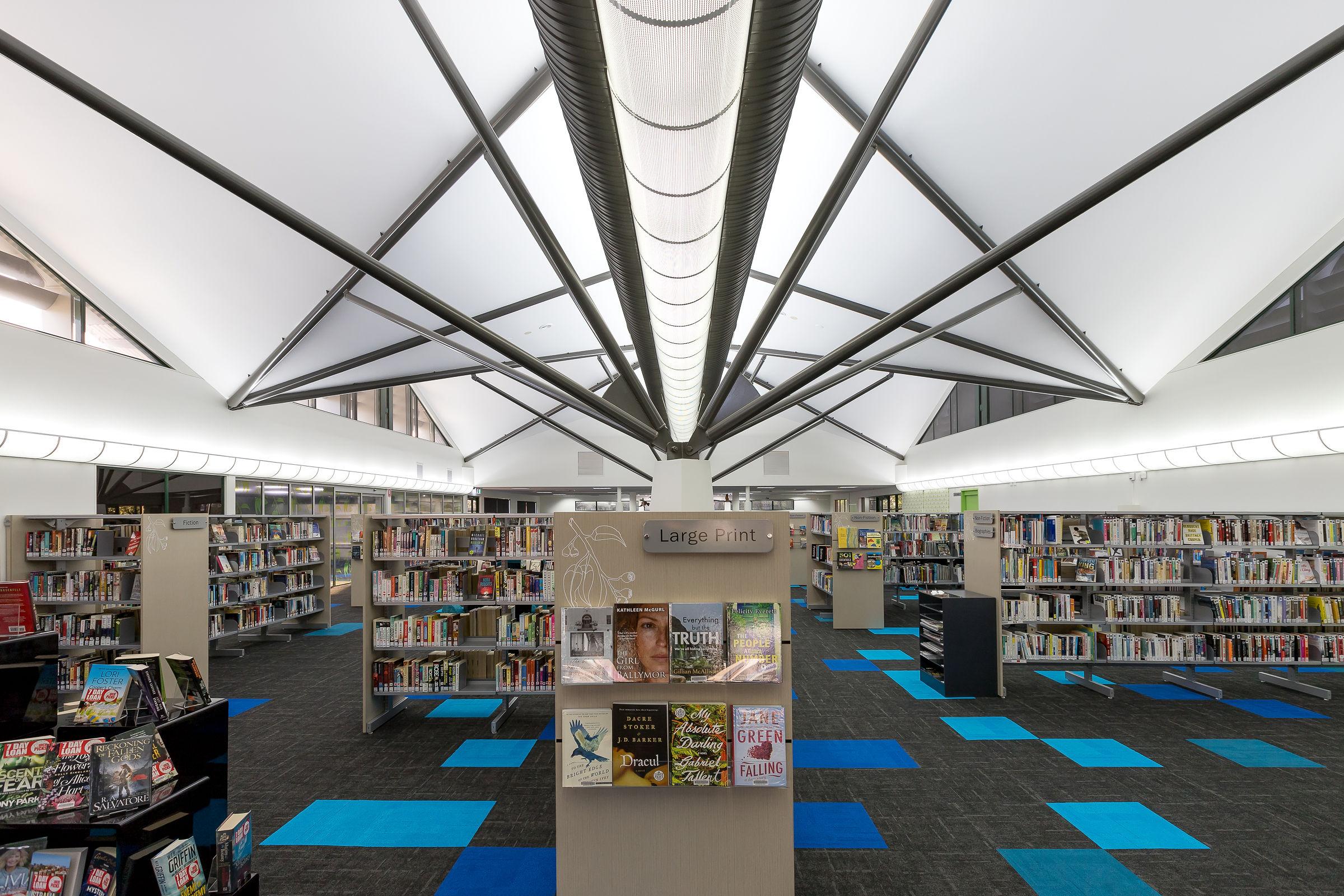 Albany Creek Library Internal and Amenities Refurbishment