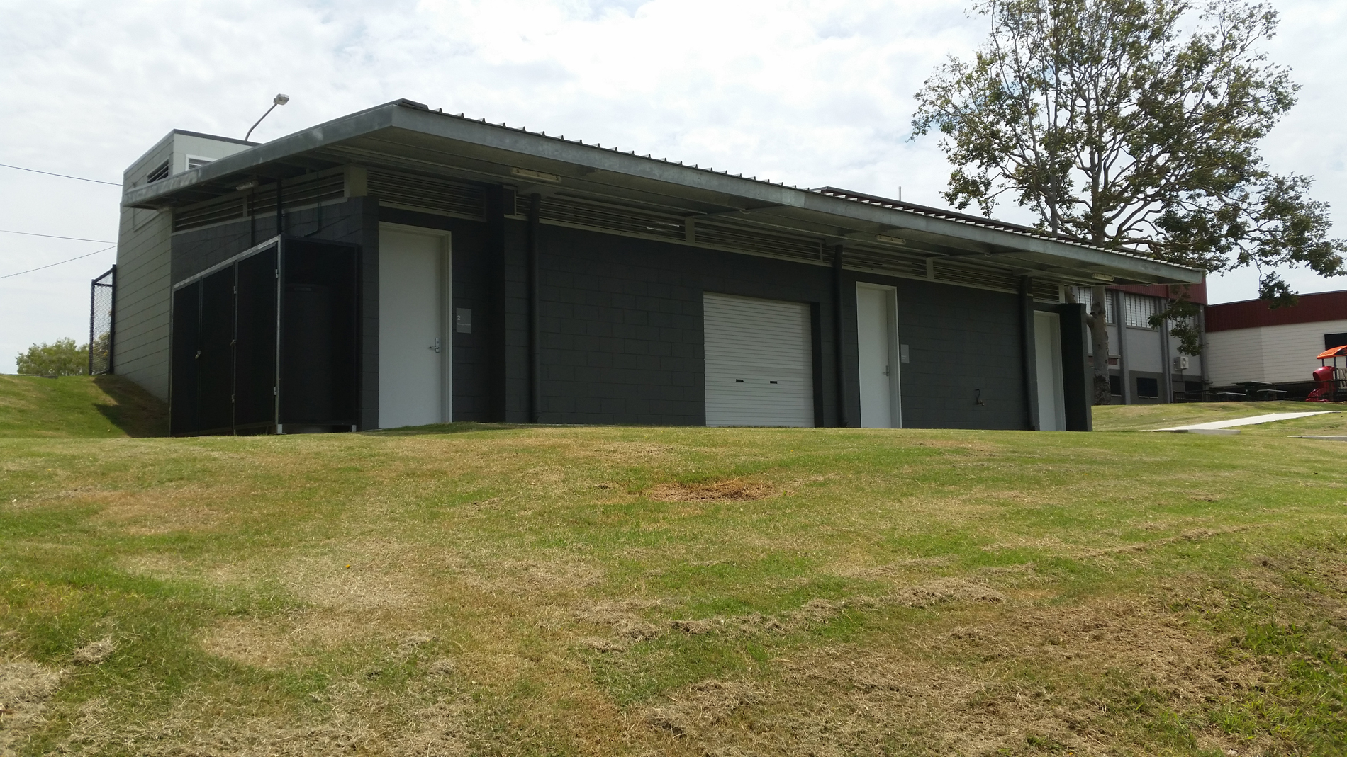 Caboolture Sports Centre Rugby League Amenities Building