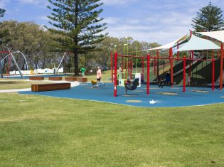 Kurrawa All Abilities Playground