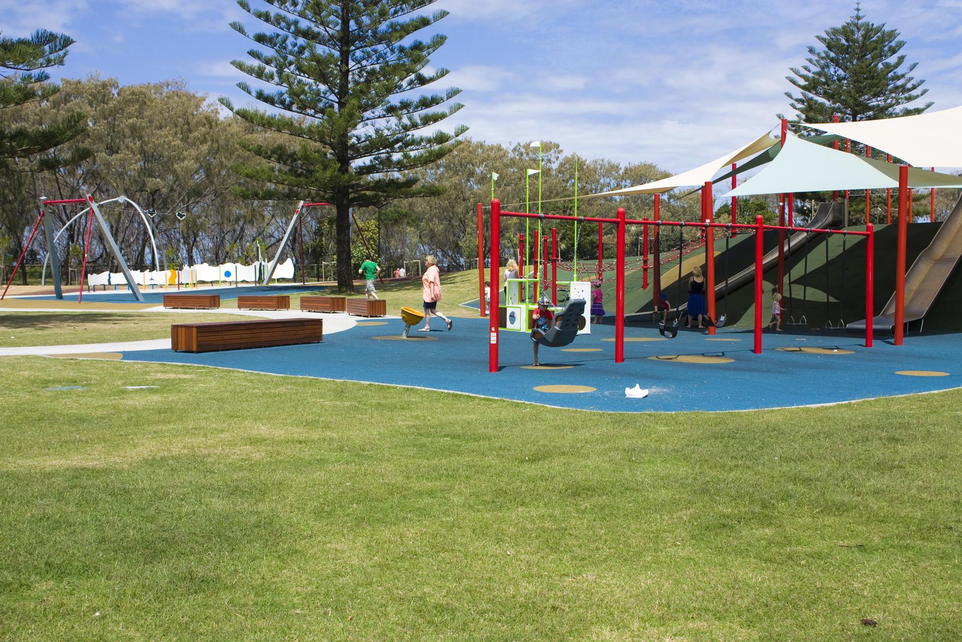 Kurrawa All Abilities Playground