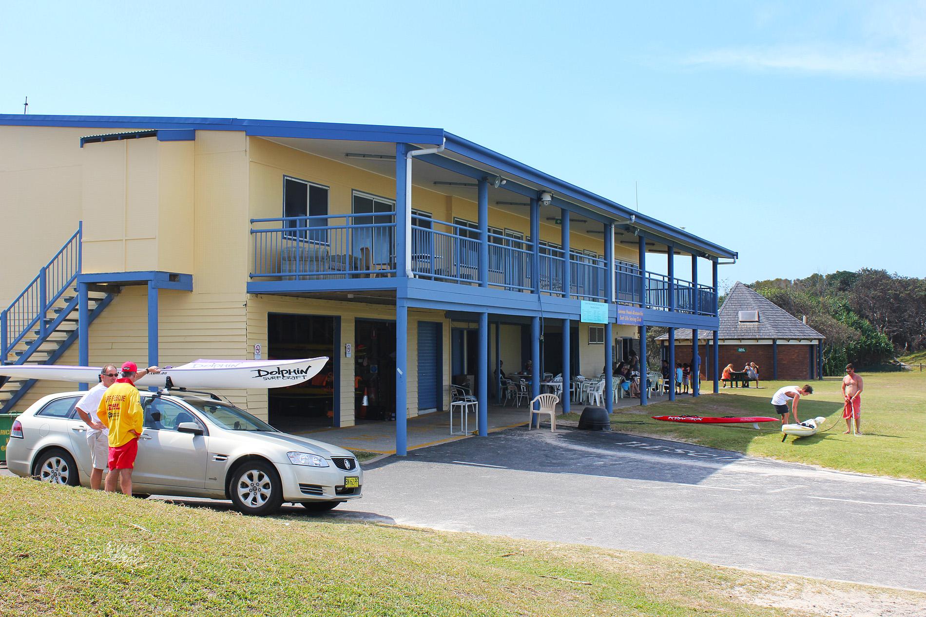 Lennox Head Surf Club