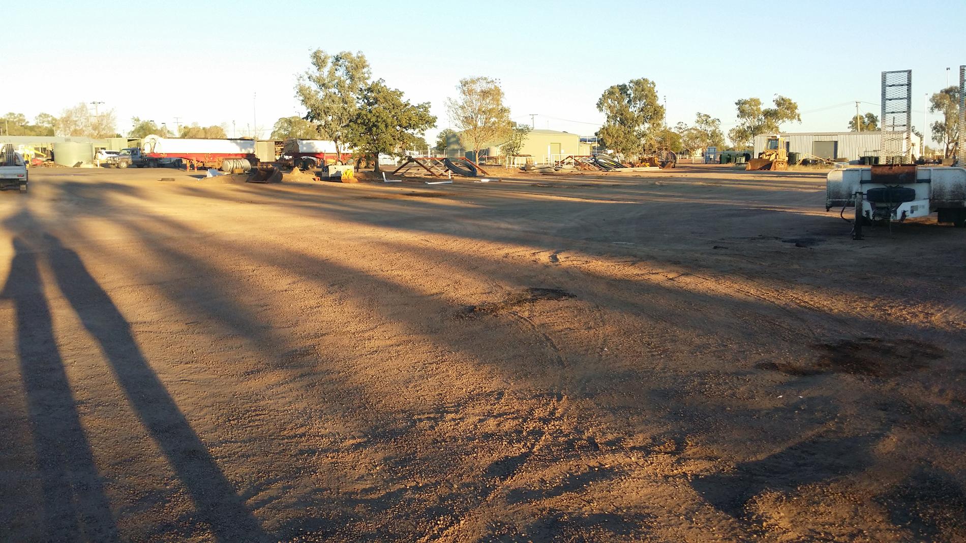 Longreach Depot Master Plan