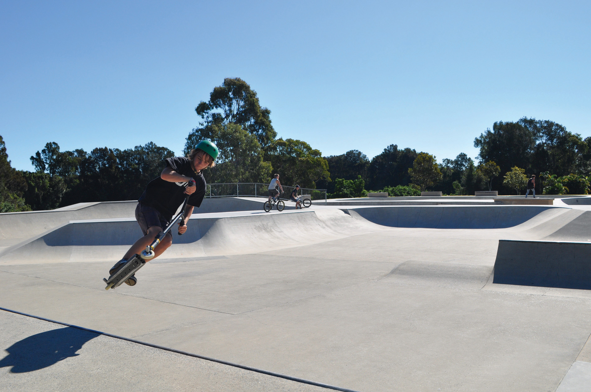 Pizzey Park Community Skate Park and Youth Precinct