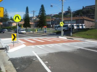 Warringah Traffic Facilities Schemes