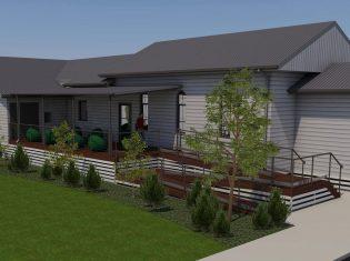 Brunswick Heads Library Concept Design