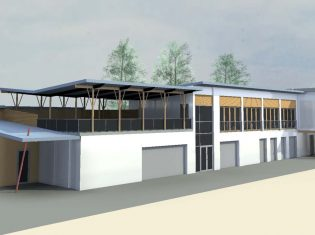 Collaroy Surf Club Building