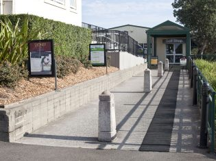 Moore Park Golf House