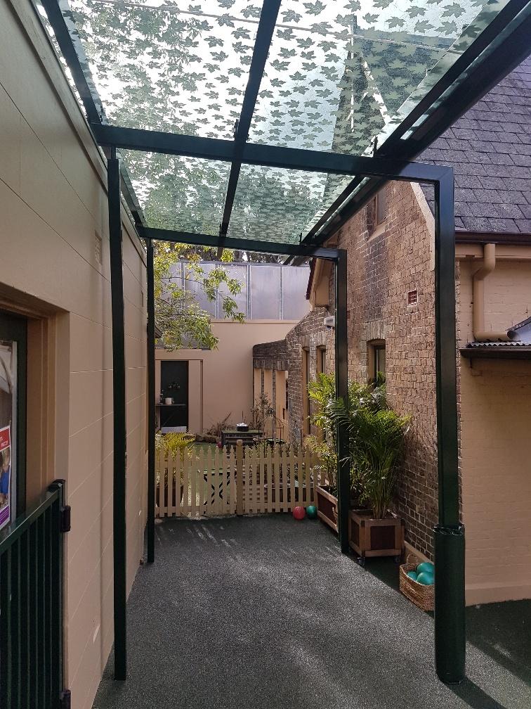 Paddington Children's Centre Shelter Upgrade