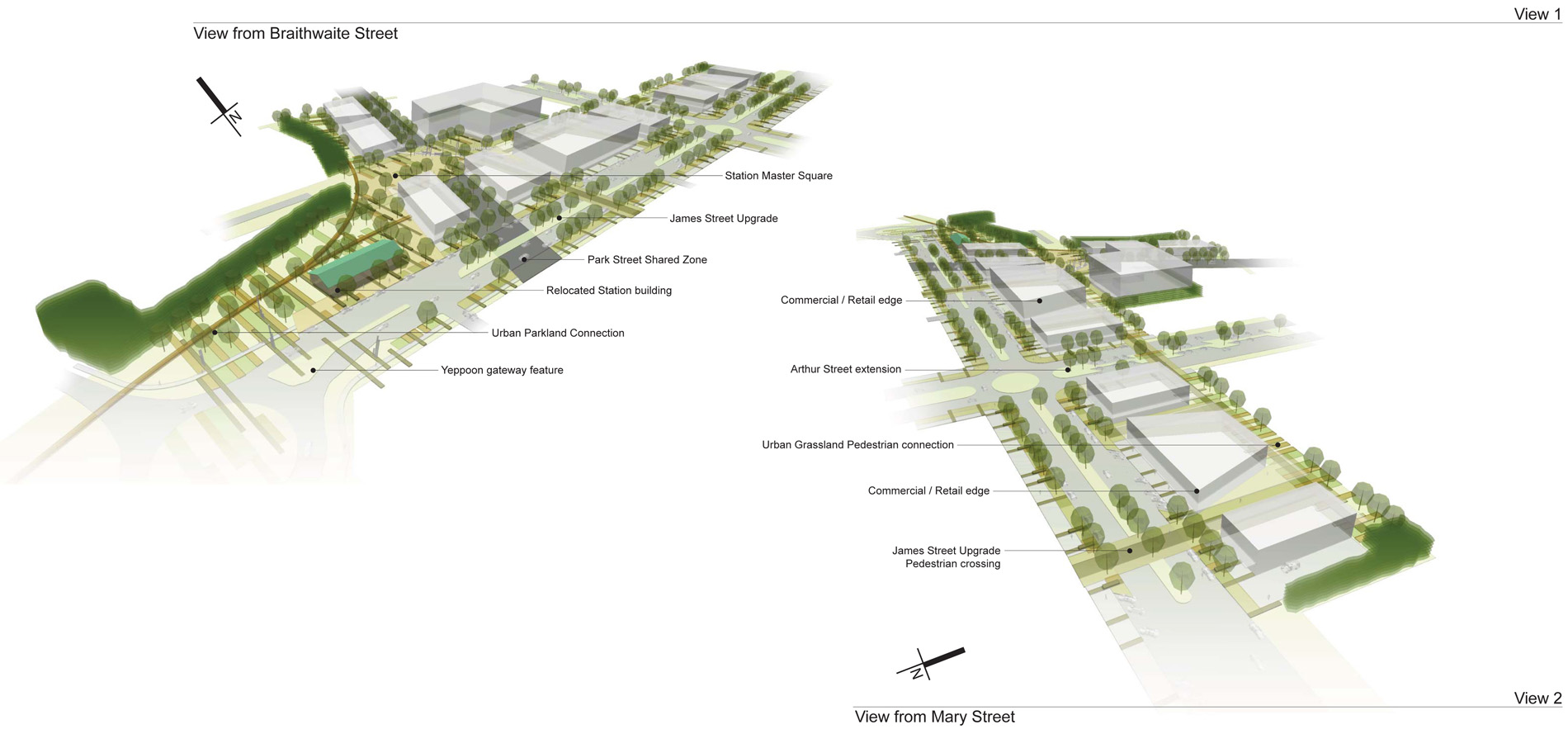 Yeppoon CBD Precinct Concept Plan