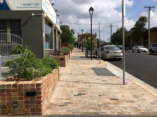 Granville Streetscape Upgrade (Russell Street)