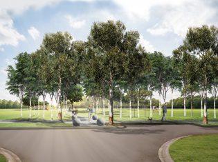 Schoeffel Park Masterplan