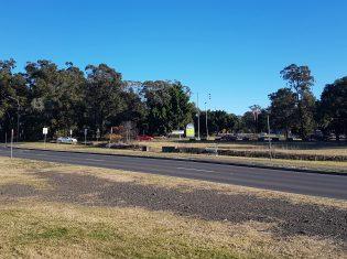 Smithfield Road Upgrade