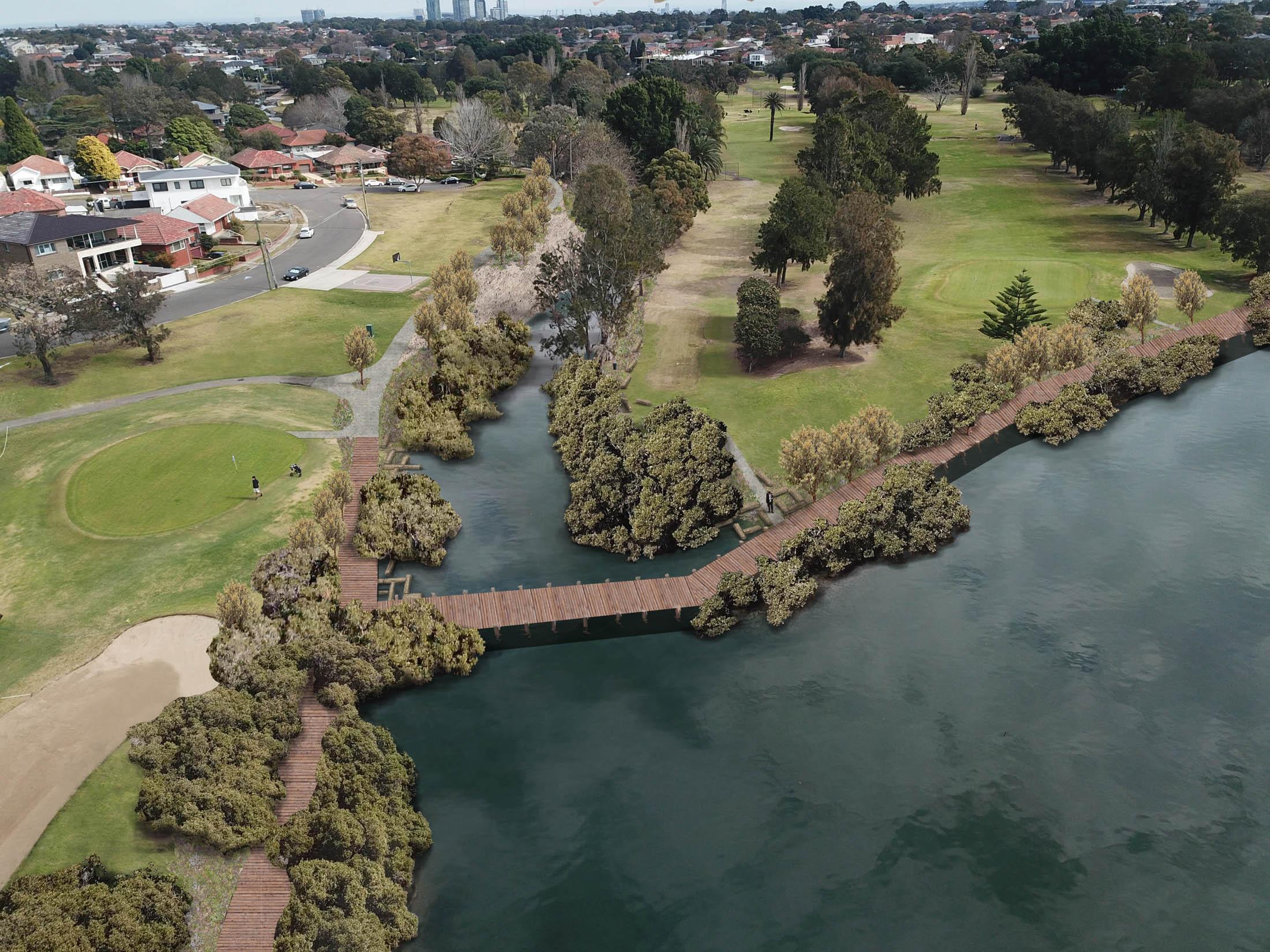 Massey Park Golf Course