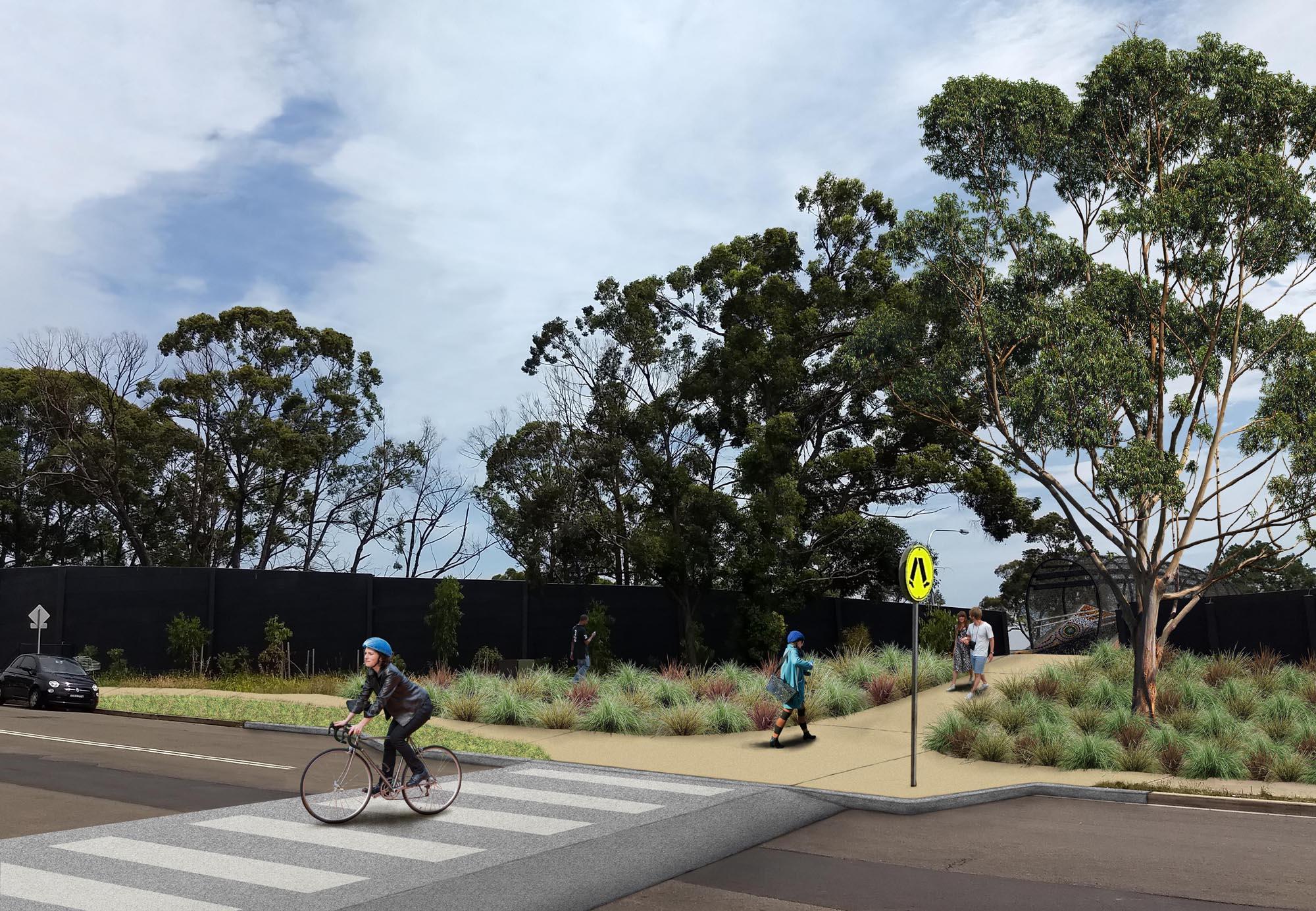 Parramatta Road Urban Amenity Improvement Program