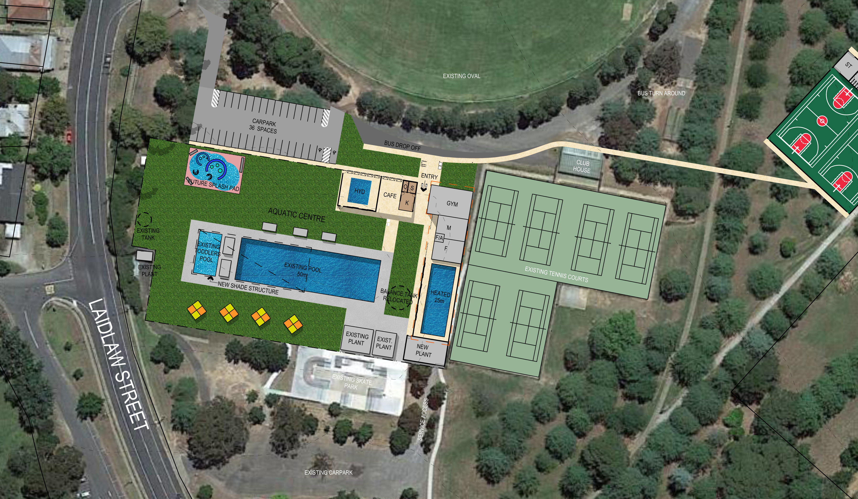 Yass Indoor Heated Swimming Pool and Sports Facility