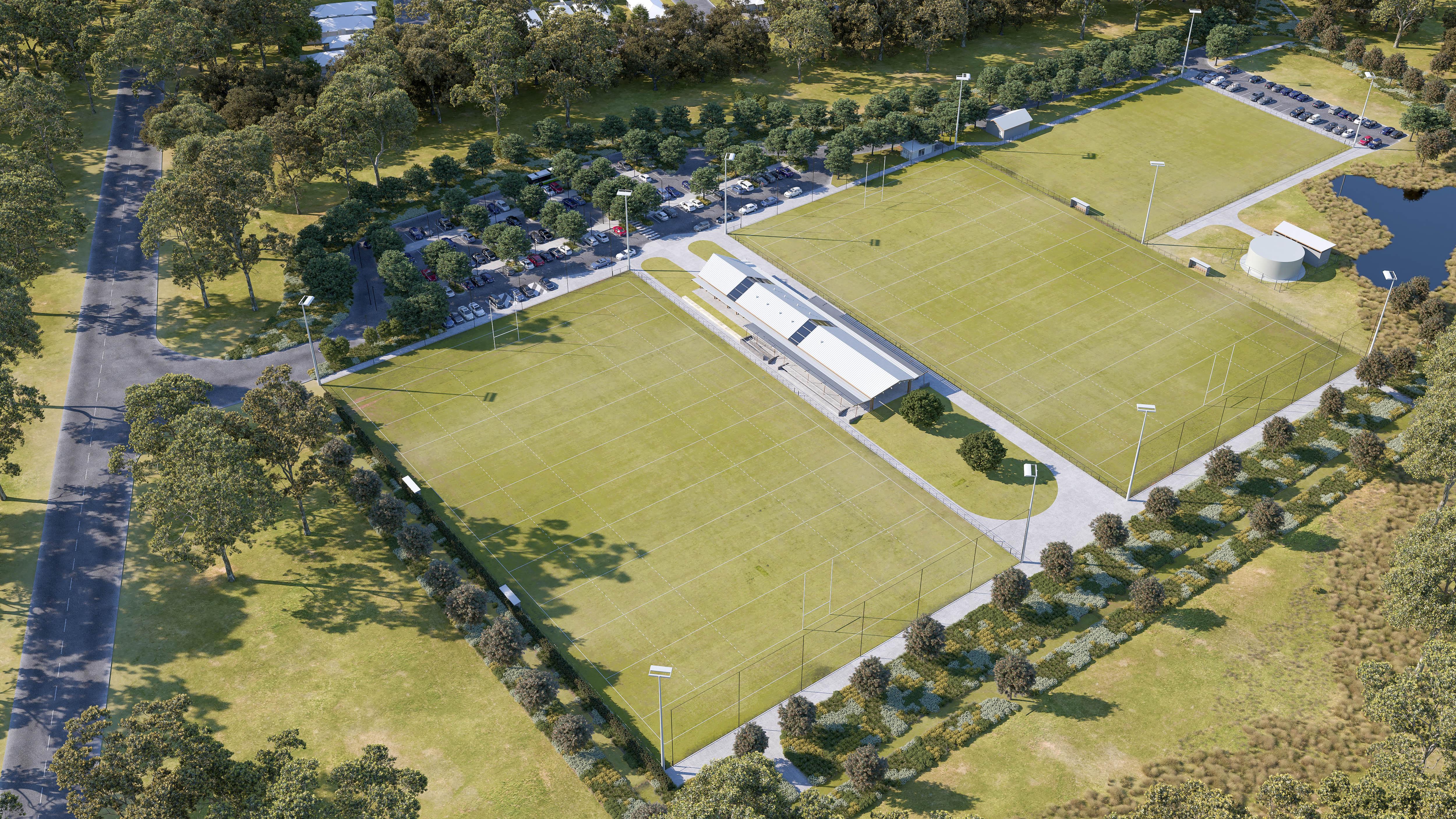 Griffin Sports Complex