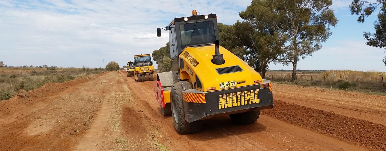 Development in Road Services