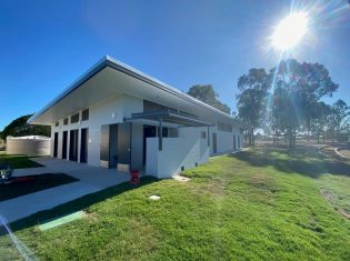 Jimboomba AFL and Beenleigh Multisports Change Rooms and Amenities