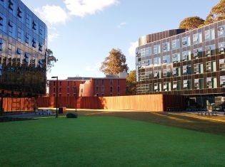 Australian National University Student Accommodation