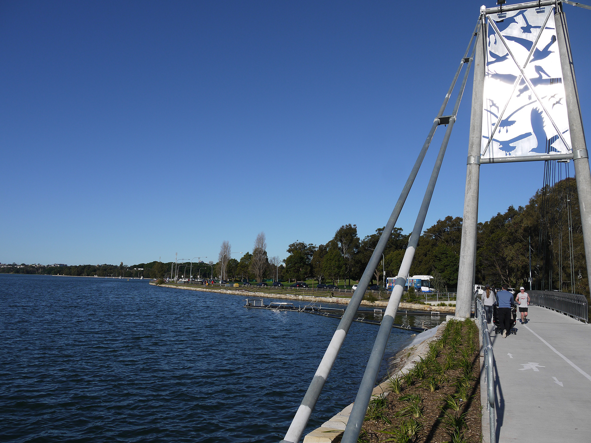 Iron Cove Sea Wall Foreshore Protection Works