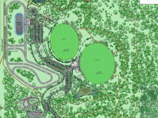 Rosia Park Multi-Sport Precinct