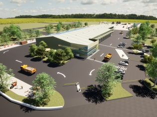Tweed Depot Masterplan