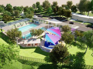 Sawtell Swimming Pool Complex Upgrade