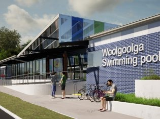 Woolgoolga Swimming Pool Complex Upgrade